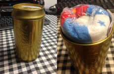 Prize-Filled Pop Cans