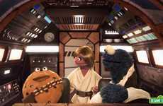 Galactic Puppet Parodies