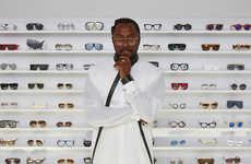 Debut Rapper Eyeglasses