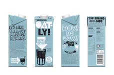 Oat-Based Milks