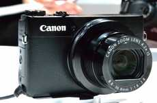 Powerful Compact Cameras