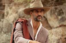 Rugged Cowboy Fashion