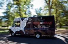 Luxe Hotel Food Trucks