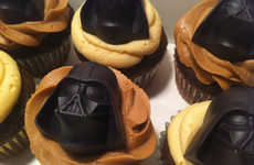 Galactic Themed Confections