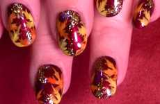 30 Autumn Nail Ideas