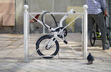 Urban Transport-Ready Bikes