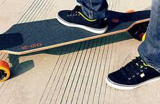 Aviation-Grade Electric Skateboards