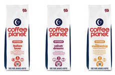 Moonlit Coffee Branding