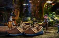 Animated Movie Sneakers