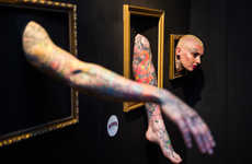 Human Tattoo Galleries