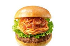 Pasta-Infused Burgers