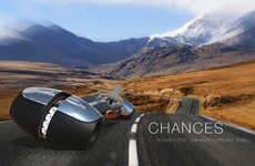 Lean-Controlled Concept Cars