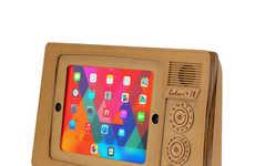 Cardboard Tablet Stands