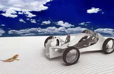 Reptilian Desert Vehicles