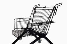 Shopping Cart Chairs