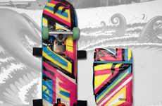 Graffiti Skateboard Bags
