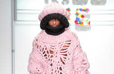 40 Oversized Knit Fashions
