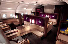 20 First Class Flying Innovations
