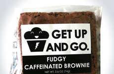 30 Caffeinated Snacks
