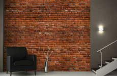 Faux Brick Decals