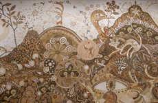 Massive Mud Murals