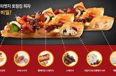 Dinner-Dessert Pizzas