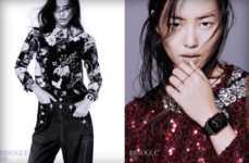 Smartwatch Fashion Editorials