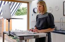 Adjustable Standing Desks