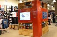 Virtual Customization Kiosks