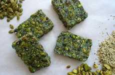 Algae Snack Bars