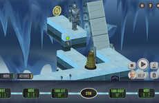 Sci-Fi Coding Games