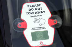 Tow Truck-Alerting Stickers