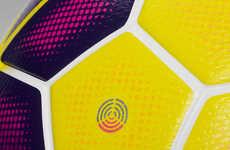 Flickering Soccer Balls