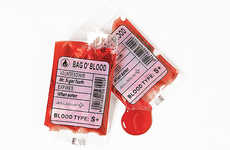 Candy Blood Bags