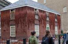 Melting Wax Houses