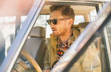 Relaxed Road Trip Lookbooks