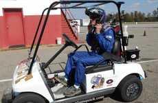 Rapid-Fire Golf Carts