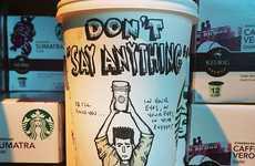 Caffeine Addiction Illustrations