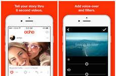 Social Video-Editing Apps