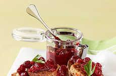 Superfood Cranberry Bruschetta