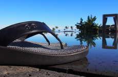 Chainmail Beach Sandals