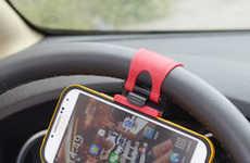 Driver-Focused Mobile Accessories