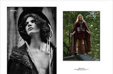 Bohemian Menswear Editorials