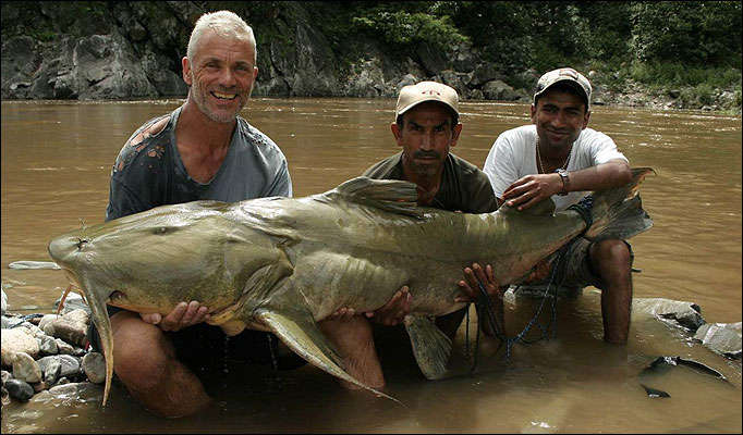 Man-Eating River Monsters