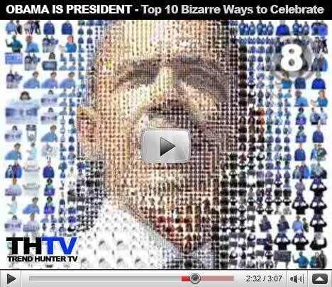 10 Ways to Celebrate Barack Obama (RE-RUN)