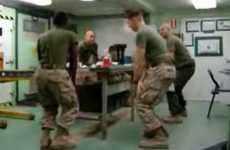 Dancing Marines
