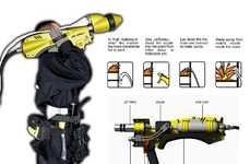 Bazooka Firehoses