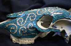 Mosaic Skulls
