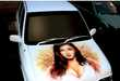 Painting Portraits on Cars