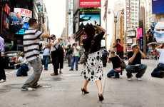 Pedestrian Emulation Art